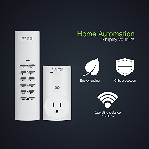 Easy Home Automation - Wi-fi Controlled Electric Power Outlet