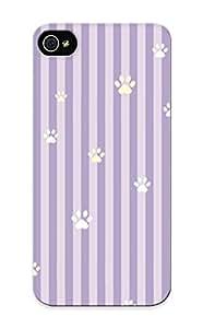 Georgemunoz Faddish Phone Original Animal Ears Bell Blonde Hair Catgirl Maid Morimon Original Tail Thighhighs Yellow Eyes Case For Iphone 5/5s / Perfect Case Cover