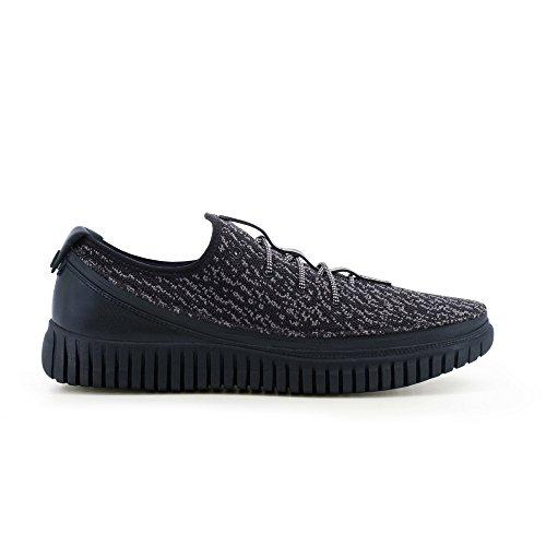 ACBC Scarpa Sneakers con Stringa Drive Suola Nera e Scarpa Eco Camo con Zip