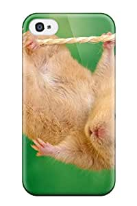 New Funny Mouse Tpu Case Cover, Anti-scratch KelliSAnthony Phone Case For Iphone 4/4s