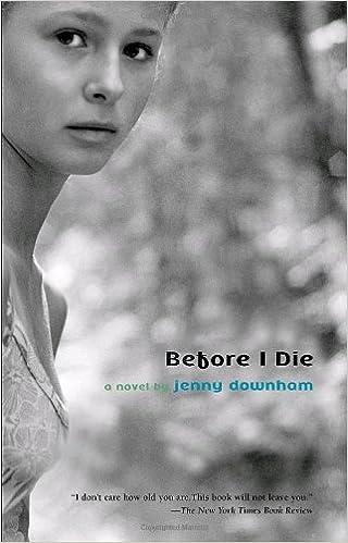 Book Before I Die
