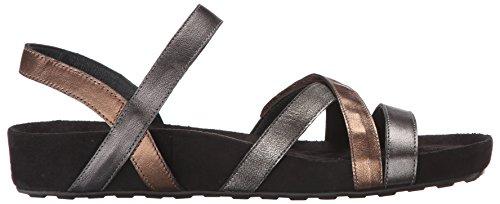 Walking Pool Women's Sandal Cradles Metallic Flat BZ0AUSZ8