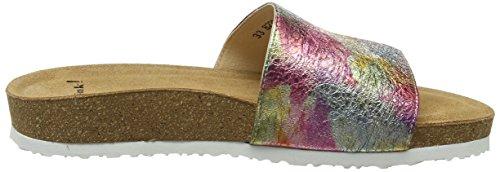 multicolour Multicolore Fermé Bout 99 Think Femme 282321 Sandales Bluza gqw0pf
