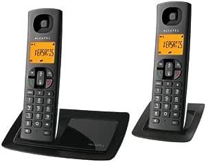 Alcatel Versatis E100 DUO - Teléfono Fijo: Amazon.es: Electrónica