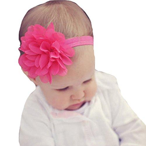 Pink Newborn Headband - 7