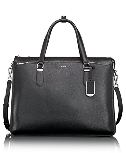 Tumi Sinclair Nita Commuter Brief, Black by Tumi