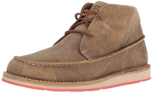 Ariat Women's Women's Cruiser Lace Sneaker, Brown Bomber, 8.5 B US