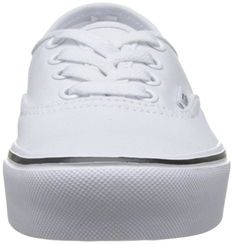 Vans Homme Authentic Baskets Basses Ua White Lite r05Srn