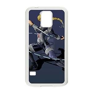 Samsung Galaxy S5 Cell Phone Case White_Super Smash Bros Sheik_012 FY1375728