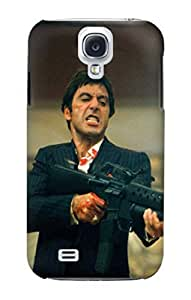 S2095 Scarface Case Cover For Samsung Galaxy S4