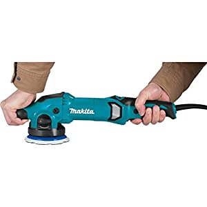 "Makita PO5000C 5"" Dual Action Random Orbit Polisher"