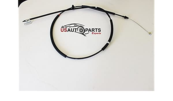 QTY1 8-97122-493-4 Accelerator Cable Engine Control For ISUZU Gas V8 5.7L NPR NPR-HD