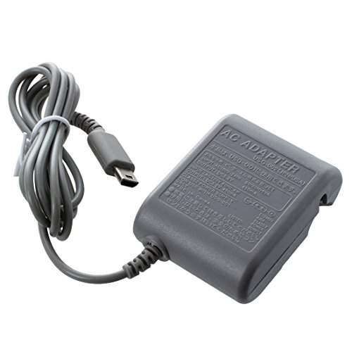 SODIAL(R) AC ADAPTER CHARGER FOR NINTENDO DS LITE DSL NDSL (Ds Charger Nintendo Ac Lite)