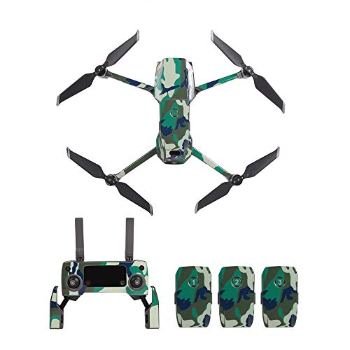 Stickers Clearance, Waterproof PVC Skin Decals Mavic 2 Drone Sticker Set for DJI Mavic 2 Zoom/Pro -