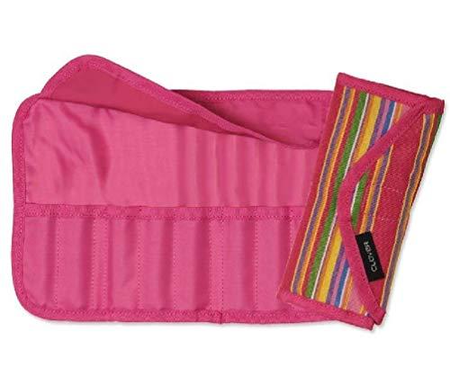 (Clover Getaway Soft Touch Crochet Hook Case #3618)
