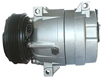 BEHR HELLA SERVICE 8FK 351 134-621 Compresor, aire acondicionado: Amazon.es: Coche y moto
