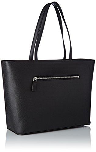 Mujer Shoppers Hwvp6693230 Y Nero de Negro GUESS Hombro Bolsos qUBnF