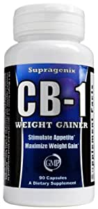 Amazon.com: CB-1 Weight Gainer - Weight Gain Pills: Health & Personal Care