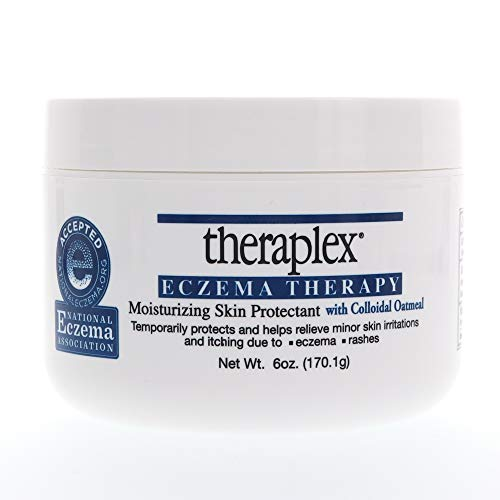 Emollient Theraplex - Theraplex Eczema Therapy, Moisturizing Skin Protectant 6 oz