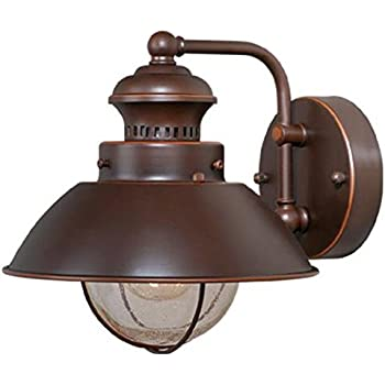 Vaxcel One Light Outdoor Wall OW21581BBZ