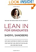 #5: Lean In for Graduates: With New Chapters by Experts, Including Find Your First Job, Negotiate Your Salary, and Own Who You Are