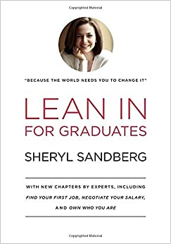 lean in for graduates with new chapters by