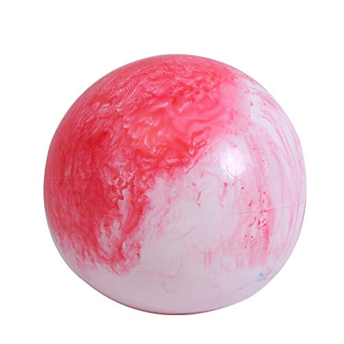 JUANLIANLIAN PVC Übungsball Aufblasbare explosionsgeschützte Massageball Fitness Yoga Pilates Bouncy Ball 65cm Yoga Ball