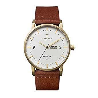 Triwa Unisex Erwachsene-Armbanduhr KLST103-CL010213