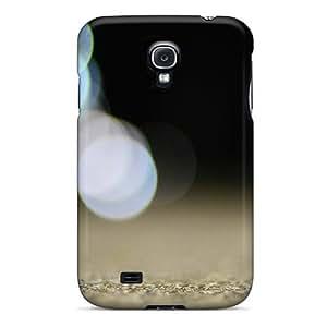 Fashion LCkQinN7356EwDXs Case Cover For Galaxy S4(abstract Friends Bokeh)
