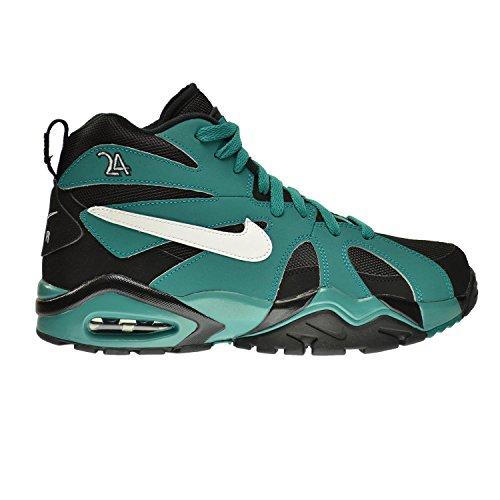 Nike Air Diamond Fureur 96 Hommes Chaussures Eau Douce / Blanc-noir 724971-300