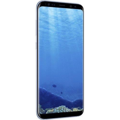 Samsung Galaxy S8+ Plus SM-G955N 64GB Korean Unlocked International Version, No Warranty in the USA, GSM ONLY, NO CDMA