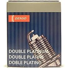 4 PCS *NEW* -- DENSO #3174 -- DOUBLE PLATINUM Spark Plugs -- PK16PR-P11