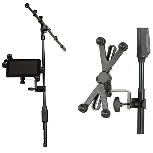hola-hm-mth-microphone-music-stand-tablet-smartphone-holder-mount-fits-devices-from-6-to-15-inch-scr