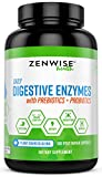 Zenwise Health Digestive Enzymes Plus Prebiotics & Probiotics - Natural Support for Better Digestion...