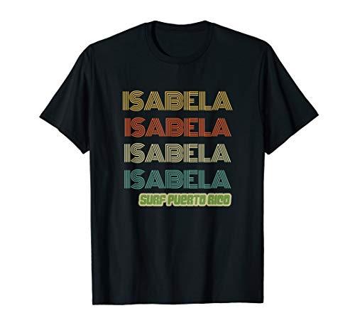 Surfer Tee Isabela Puerto Rico Vintage Surfing T-Shirt