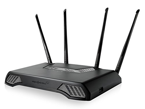 Amped Wireless TITAN-EX, High Power AC1900 Wi-Fi Range Extender (RE1900A) High Power Repeater