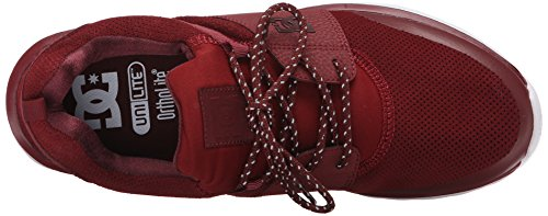DC Clay Prestige M Red Shoe Unisex Heathrow 7 US rX6qwArx