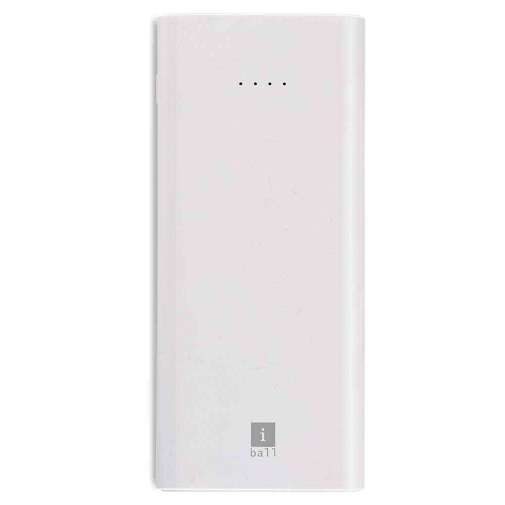 iBall iB-10000LPS Power Bank-White