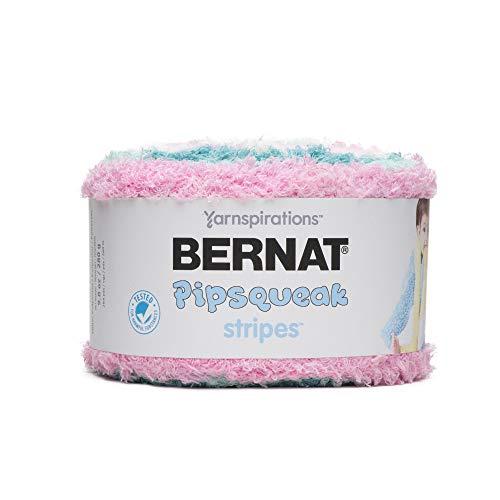 (Bernat 16206060014 Pipsqueak Stripes Yarn, Playdate)