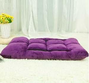 Tatami small sofa beanbag chair single sofa for Floor couch amazon