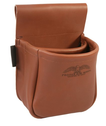 Protektor Model Trap/Skeet Shooters Bag Top Grain Leather (Best Shotgun For Trap And Skeet)