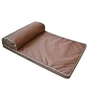 LvRao Caseta Cama Camo del animal doméstico exterior colchón, cojín, sofás para perro gato: Amazon.es: Hogar