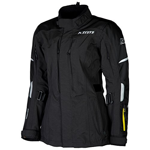 Klim Altitude Womens MX Motorcycle Jacket - Black / Large