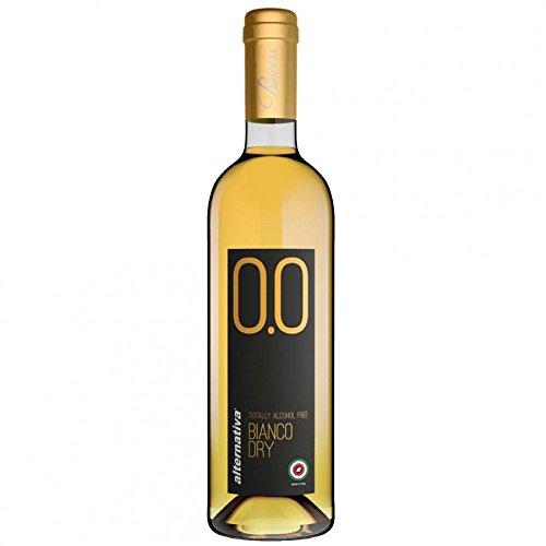 Italy White Wine (Princess Bianco Dry Non-Alcoholic White Wine 750ml)