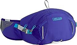 CamelBak 2016 FlashFlo LR Hydration Waist Pack, Deep Amethyst/Cascade