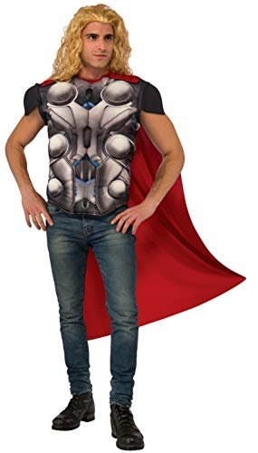 Rubie's Men's Avengers 2 Age of Ultron Thor Muscle Chest Costume Top and Cape