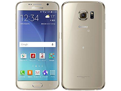 Galaxy S6 SC-05G(ゴールドプラチナ)