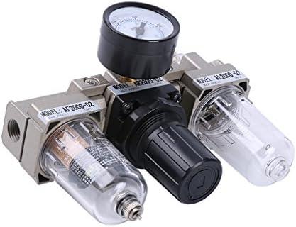 SONONIA SMC 유형 3 유닛 콤보 압축기에 어 필터 레 귤 레이 터 밸브 AC2000-02 / SONONIA SMC Type 3 Unit Combo Compressor Air Filter Regulator Valve AC2000-02