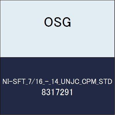 OSG ハイススパイラルタップ NI-SFT_7/16_-_14_UNJC_CPM_STD 商品番号 8317291