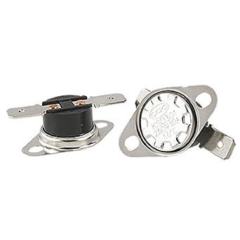 eDealMax KSD301 Normale Chiudi 60 Celsius termostato interruttore di comando di 5 Pz: Amazon.com: Industrial & Scientific